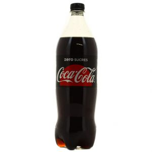 Bouteille Coca-Cola Zero