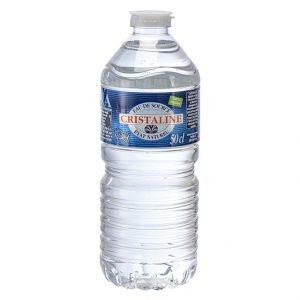Bouteille Cristaline 0,5 litre