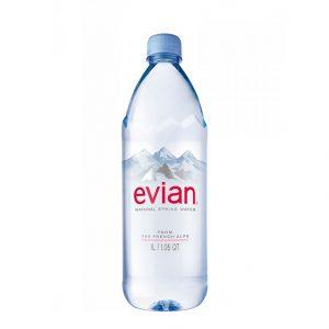 Bouteille Evian 1 litre
